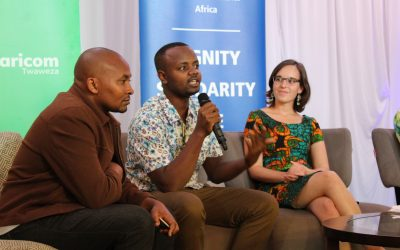 Barabaiki participates in the Africa Arts Forum in Nairobi