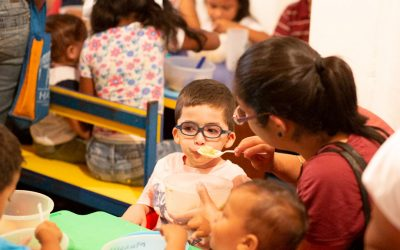 Nourishing the future of the children of Venezuela